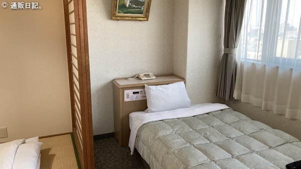 ホテル泰平 客室