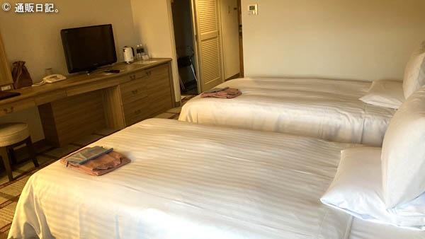 ホテルオークラJRハウステンボス 客室