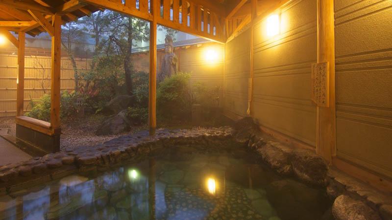 草津温泉 金みどり 大浴場