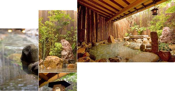 LA VISTA伊豆山 温泉大浴場(露天風呂)
