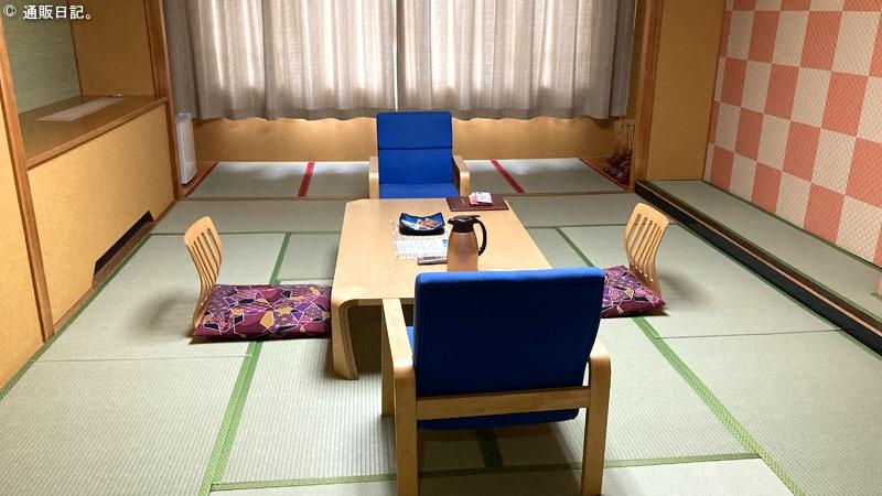 芦ノ牧グランドホテル 客室