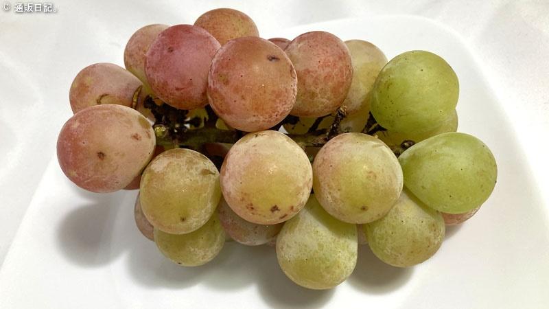 クイーンニーナ!魅惑の新品種葡萄(ブドウ)を初体験!味わいや食べ方は?