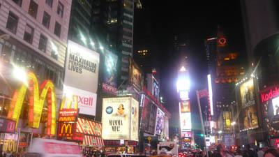 摩天楼 ニューヨーク旅行記&観光レポート。