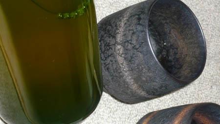 角玉梅酒 55周年記念ボトル 旨し。