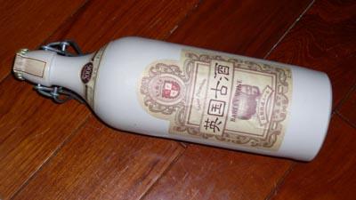 英国古酒 2年間熟成させたビール。