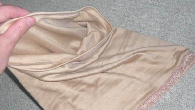 女性用腹巻ワコールスゴ衣 冷え性対策グッズとして。