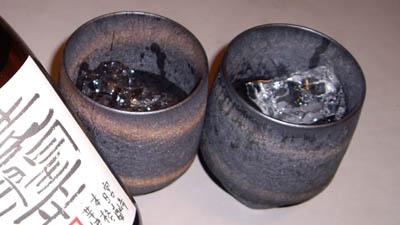焼酎グラス 香酒盃 焼酎好きに使って欲しい有田焼酒器。