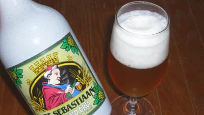 秋冬こそベルギービール(セントセバスチャン グランクリュ)