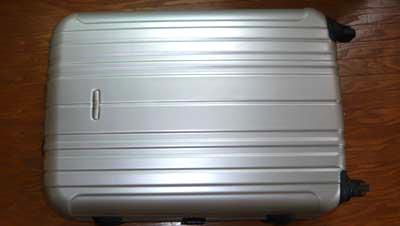 TSAロック搭載 スーツケース アジアラゲージ旅行や出張にも♪