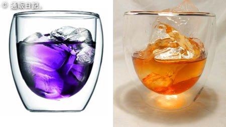 ボダム PAVINA ダブルウォールグラス 250ml ロックグラスに最適!
