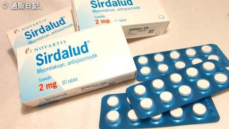 シルダルード(海外版テルネリン)コリホグスよりも安価 強力 効果的な肩こり用医薬品