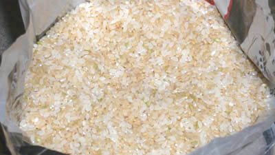 [無洗米]玄白飯(玄白米)という無洗米を知ってますか?