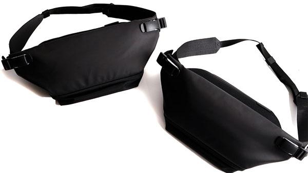 ガチな軽量 AMMIワンショルダーバッグ(斜めがけ)男女兼用 ボディーバッグ。