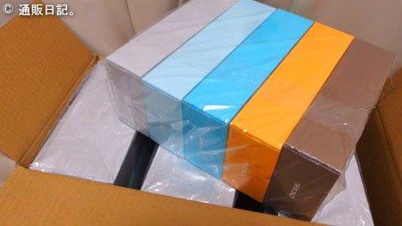[株主優待] CDG(2487)巨大な箱で届く 高級ボックスティッシュ20箱 助かるわ~。