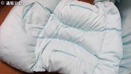 究極の安眠枕 クーシェ(coucher)洗える 眠れる 気持ち良い!