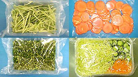 [株主優待]デリカフーズ(3392)こだわり新鮮野菜がクール便で届く!
