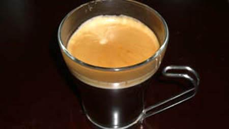 コーヒーと食物繊維