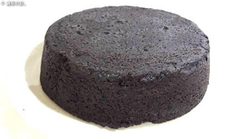 まっ黒チーズケーキ フランス ポワトゥー地方の伝統?