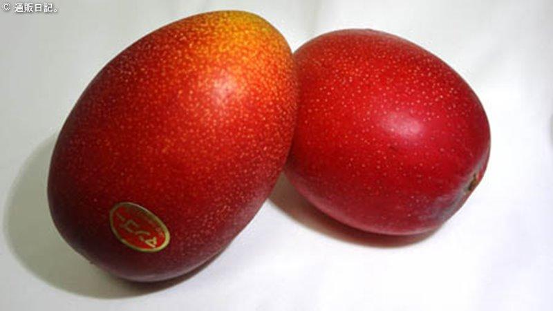 夏姫 大注目の鹿児島産ブランドマンゴーを食べてみた!(東口農園)