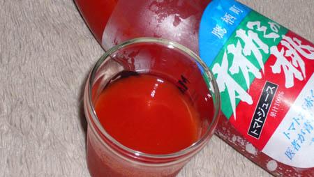 オオカミの桃 トマトと塩だけで造られる究極のトマトジュース!