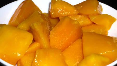 餃子の王国 冷凍完熟マンゴー