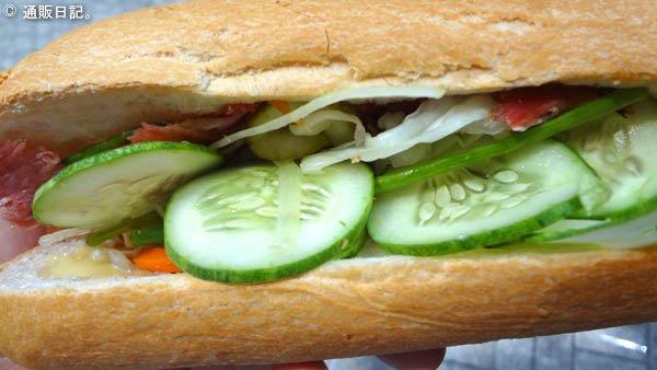 【2分で完成】サブウェイのサンドイッチを直火式ホットサンドメーカーでカリっと焼くと美味しいから試してみて!!