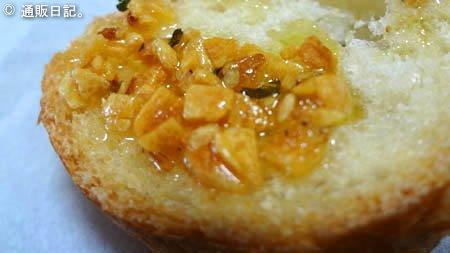 食べるオリーブオイル(仙女グルメの会)ガーリックのサクサク感がイイ!